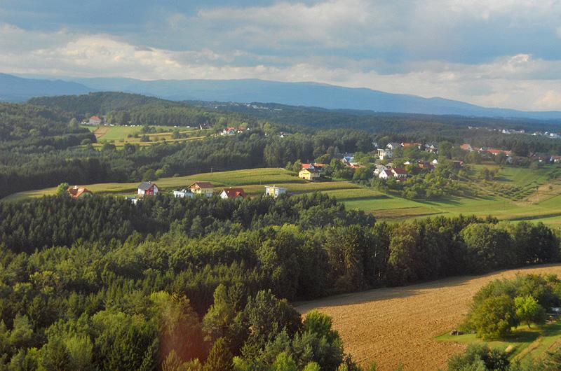 Ansicht aus der Luft